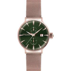 【送料無料】orologio cronografo uomo classico vintage john dandy jd2608m09m vp179 0041