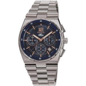 【送料無料】orologio uomo breil manta sport tw1640 chrono bracciale acciaio blu sub 100mt