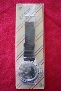 送料無料 bostok soviet cccp まとめ買い特価 military manual divers casual ssbr bracelet sport dress watch