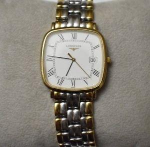 【送料無料】beautiful longines quartz swiss made watch very good condition