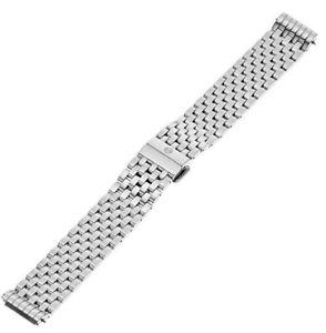 【送料無料】michele deco moderne ll 18mm stainless steel bracelet ms18cz235009 brand