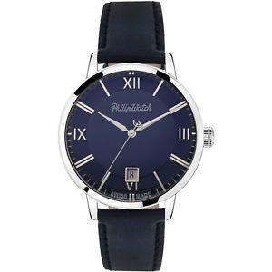 【送料無料】philip watch grand archive 1940 referenza r8251598007  nuovo