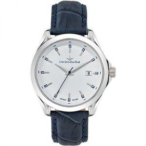 orologio lucien rochat uomo cinturino blu collezione montpellier r0451104002