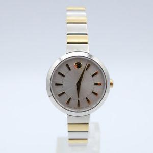 movado womens quartz watch 0606891sd