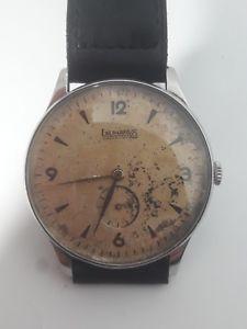 【送料無料】oversize orologio da polso eberhard 37,4 mm oversize eberhard wristwatch