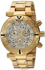 【送料無料】invicta mens subaqua quartz stainless steel casual watch 24990