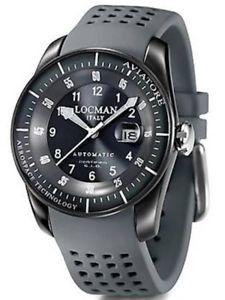 【送料無料】locman mod aviatore automatic certified sio 0455v04gugyawsa