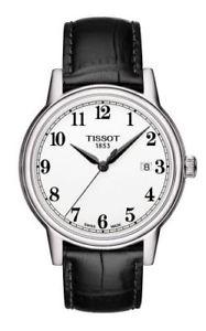 【送料無料】tissot carson quarz herrenuhr t08410601200