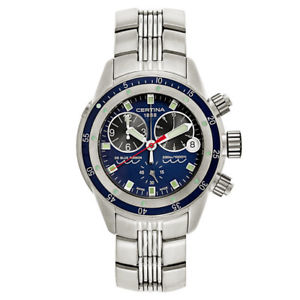 【送料無料】certina mens quartz watch c0074171104100
