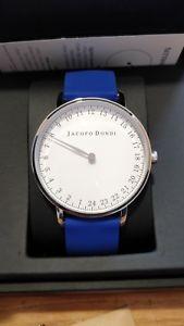 【送料無料】jacopo dondi founders edition watch 20 of 500 single hand 24 hour swiss movement