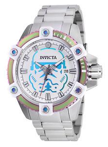 【送料無料】invicta 26555 mens star wars stormtrooper automatic steel watch