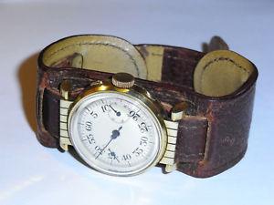 【送料無料】ww2 military chronograph watch,3169,2309,17 jewels,christmas december