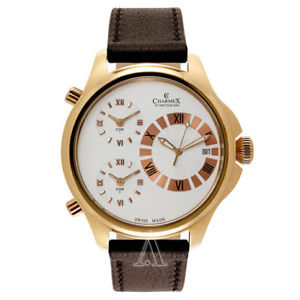 【送料無料】charmex mens quartz watch 2590