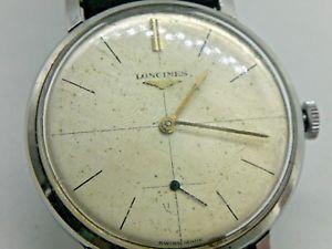 【送料無料】orologio longines 30l vintage anno 195060