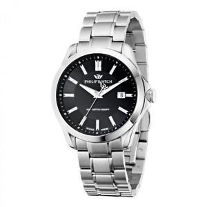 【送料無料】orologio solo tempo uomo philip watch blaze r8253165004 acciaio nuova collezione