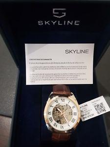 【送料無料】watch skyline automatic ssteel calibre 3668 original