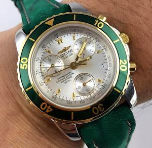 【送料無料】orologio sector sge 300 chrono rattrapante watch swiss sapphire crystal vintage