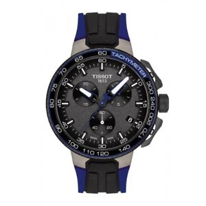 tissot trace cycling mens rubber strap watch t1114173744106