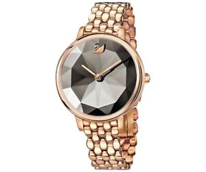 【送料無料】orologio swarovski crystal lake 5416023 donna watch oro rosa cristallo