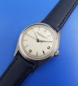 【送料無料】vintage1950s mans girardperregaux *gyromatic* fully serviced warranty