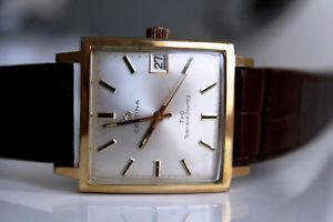 【送料無料】neues angebotcertina tamp;c automatic 20m gold *revised, 1967*