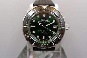 【送料無料】nethuns scubapro 500 sps513 500m diver vintage 42mm
