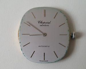 【送料無料】gents vintage chopard geneve automatic movement amp; chopard box