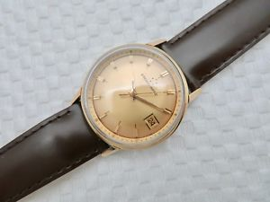 【送料無料】mens vintage 1952 eternamatic wristwatch wdate caliber 1422 ud