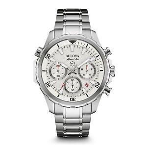 【送料無料】bulova 96b255 gents chronograph wristwatch