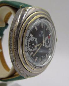 l201vintage  precimax  chronograph handaufzug herrenuhr  kal7734