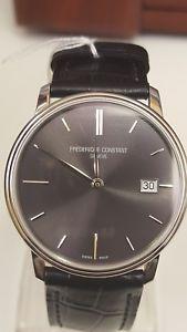 【送料無料】gents frederique constant quartz watch in full working order