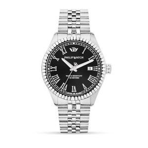 【送料無料】orologio philip watch caribe r8253597036 nero watch swiss made jubilee 41mm uomo