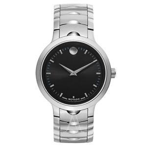 【送料無料】movado mens quartz watch 0607041