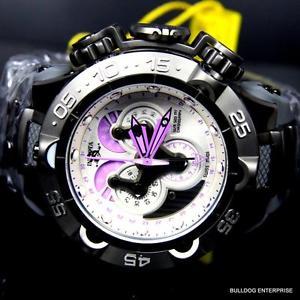 180e24fb39 【送料無料】mens invicta subaqua noma v swiss オンライン master calendar 5040f purple  grey:hokushin