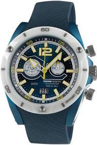 【送料無料】orologio uomo momo design md282bl11 dive master city chrono blu ceramica 100mt
