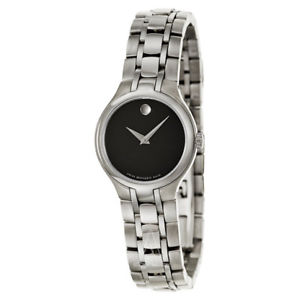【送料無料】movado womens quartz watch 0606368