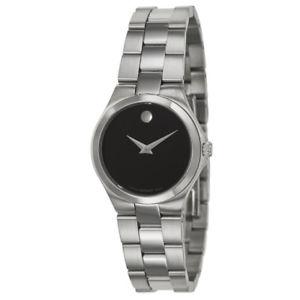 【送料無料】movado womens quartz watch 0606558