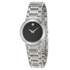 【送料無料】movado womens quartz watch 0606192