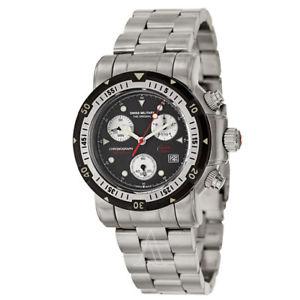 【送料無料】swiss military mens quartz watch 1726
