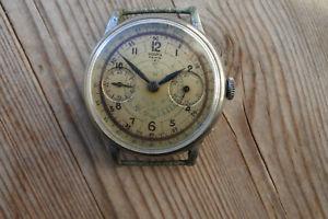 【送料無料】vintage dogma chronograph from the 40s