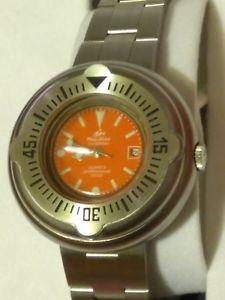 【送料無料】philip watch caribbean quartz vintage 5000 mt