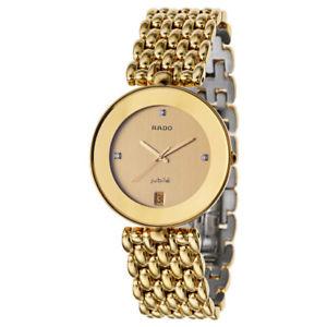 【送料無料】rado florence jubile mens quartz watch r48793724