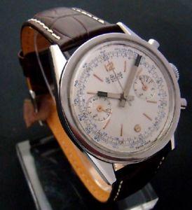 chronographe mcanique vintage le phare znith annes 1970