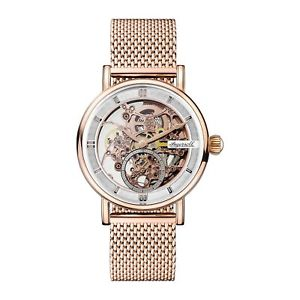 【送料無料】ingersoll i00406 the herald automatic wristwatch