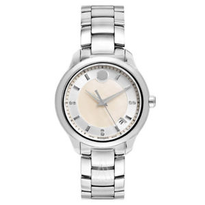 movado womens quartz watch 0606978