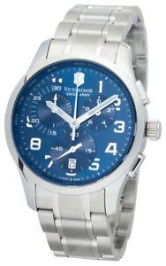 【送料無料】victorinox swiss army classic alliance chronograph 241310