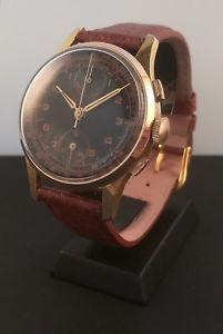【送料無料】 montre chronographe suisse vintage watch swiss made venus 170 serviced