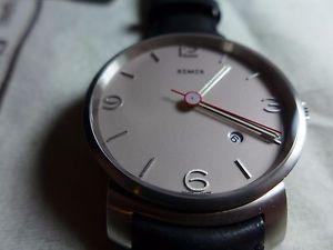 【送料無料】nib xemex piccadilly automatic watch, swiss made, msrp 2900 10 pics
