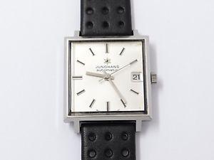 【送料無料】junghans automatic 25 jahre mitarbeit 1973 watch,orologio,reloj,montre