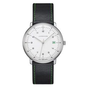 【送料無料】authorized dealer junghans 041481100 limited edition max bill quartz watch